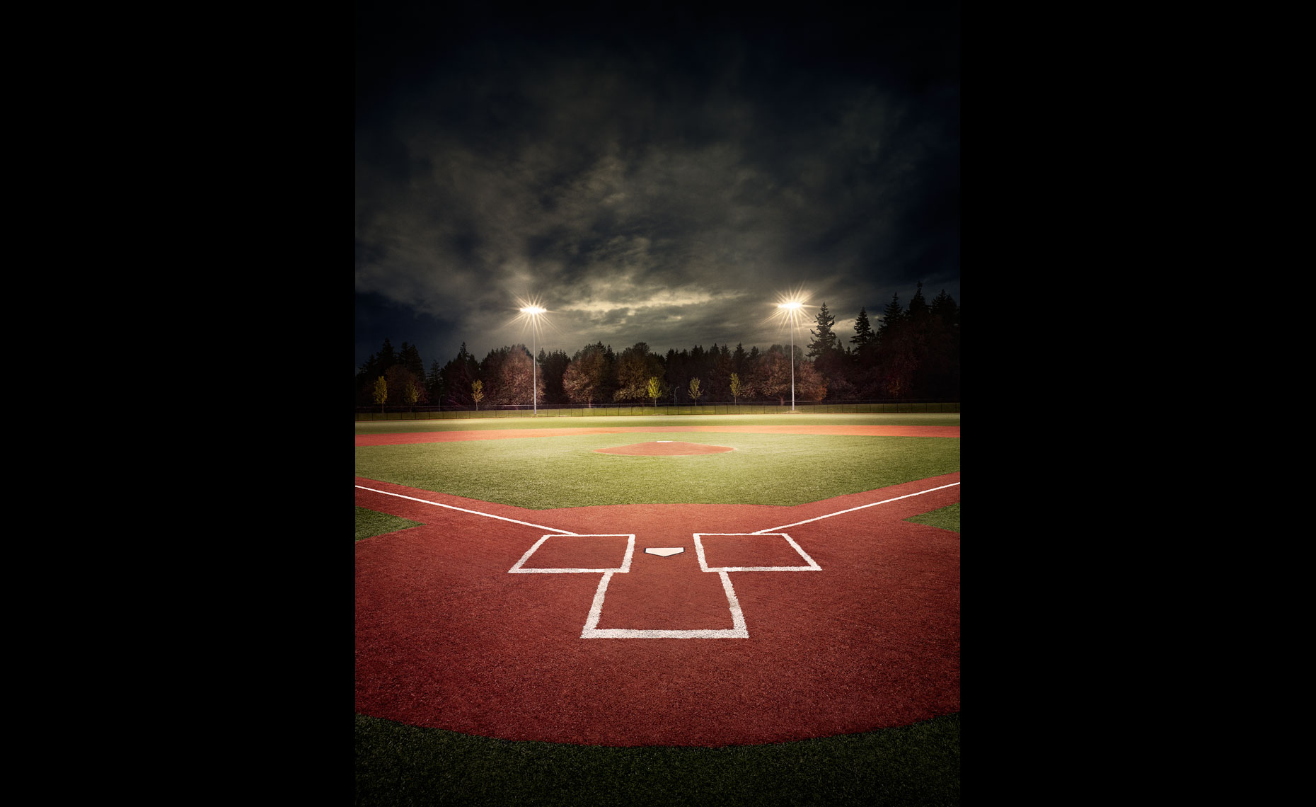 UBC Baseball Field