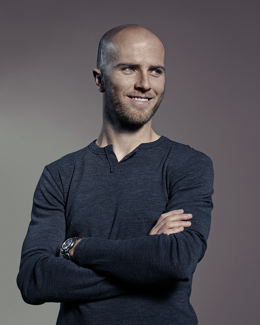 Michael Bradley for ESPN The Magazine.