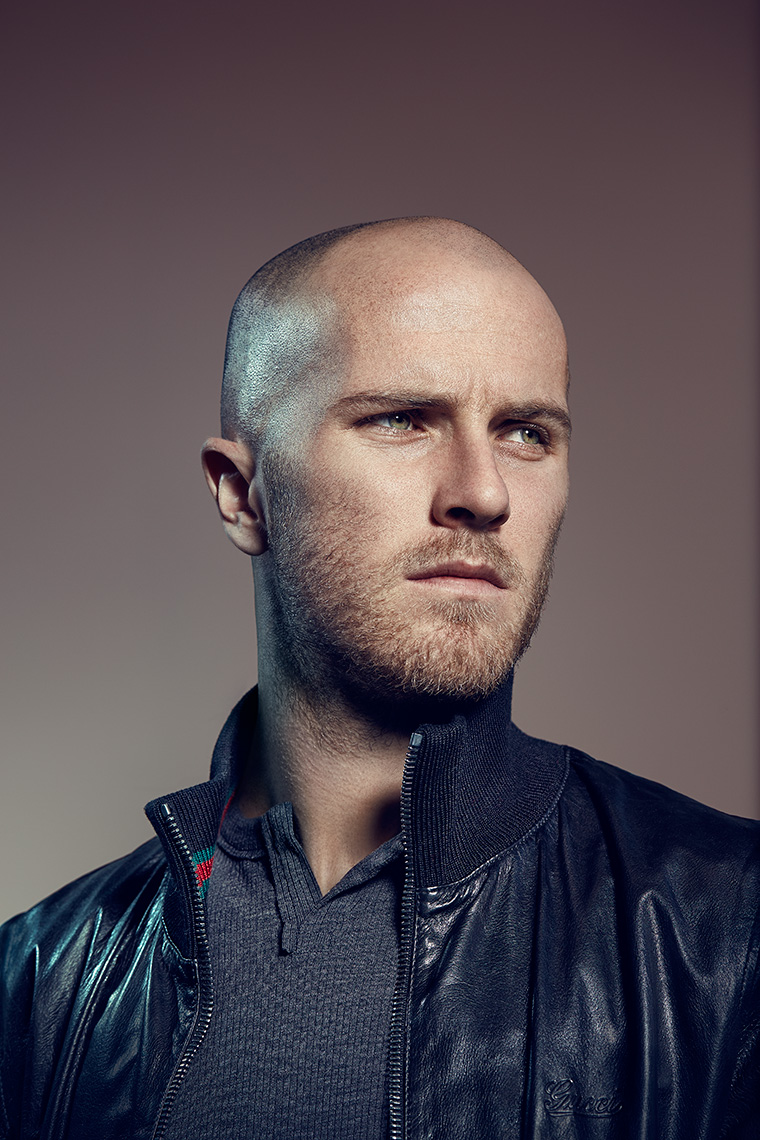 Michael Bradley, Team USA World Cup Captain, for ESPN The Magazine