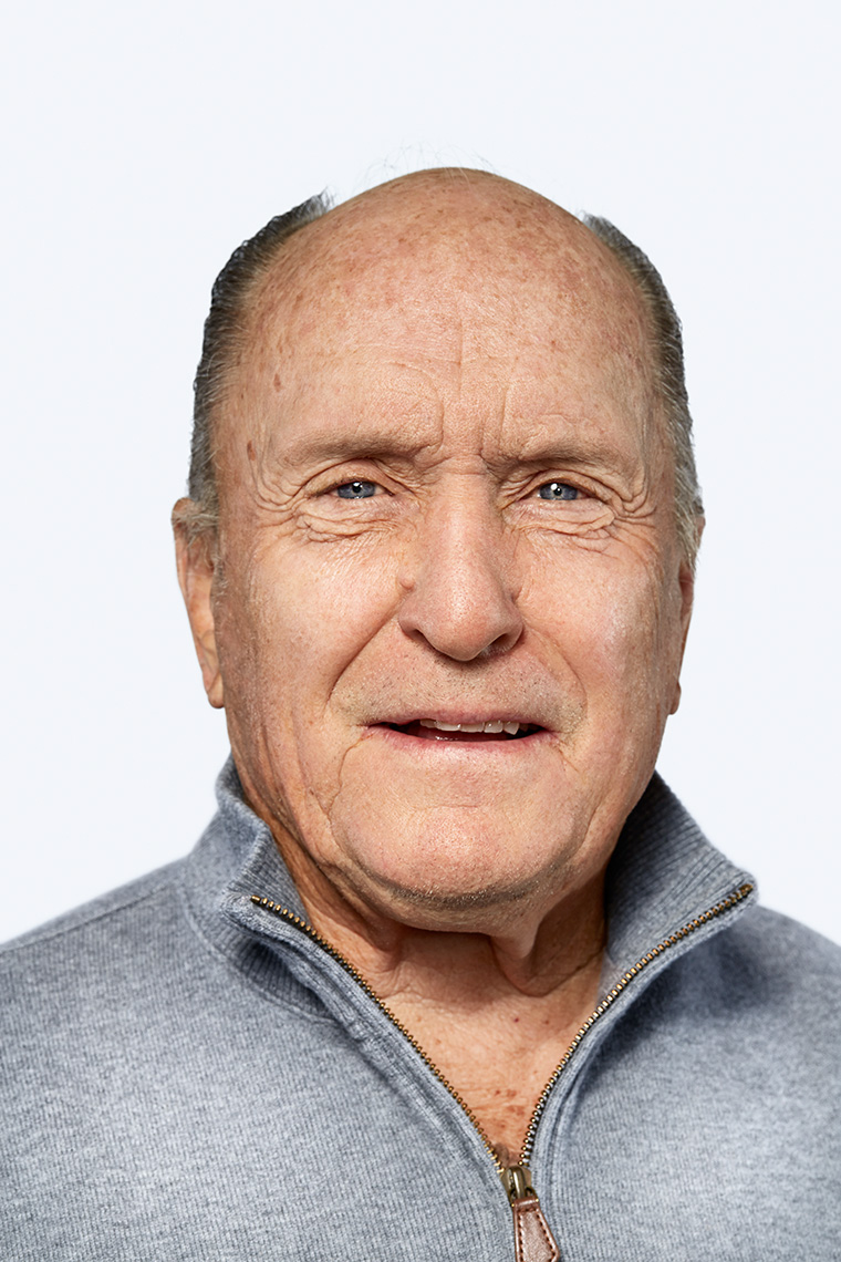 Robert Duvall for The New York Times Magazine