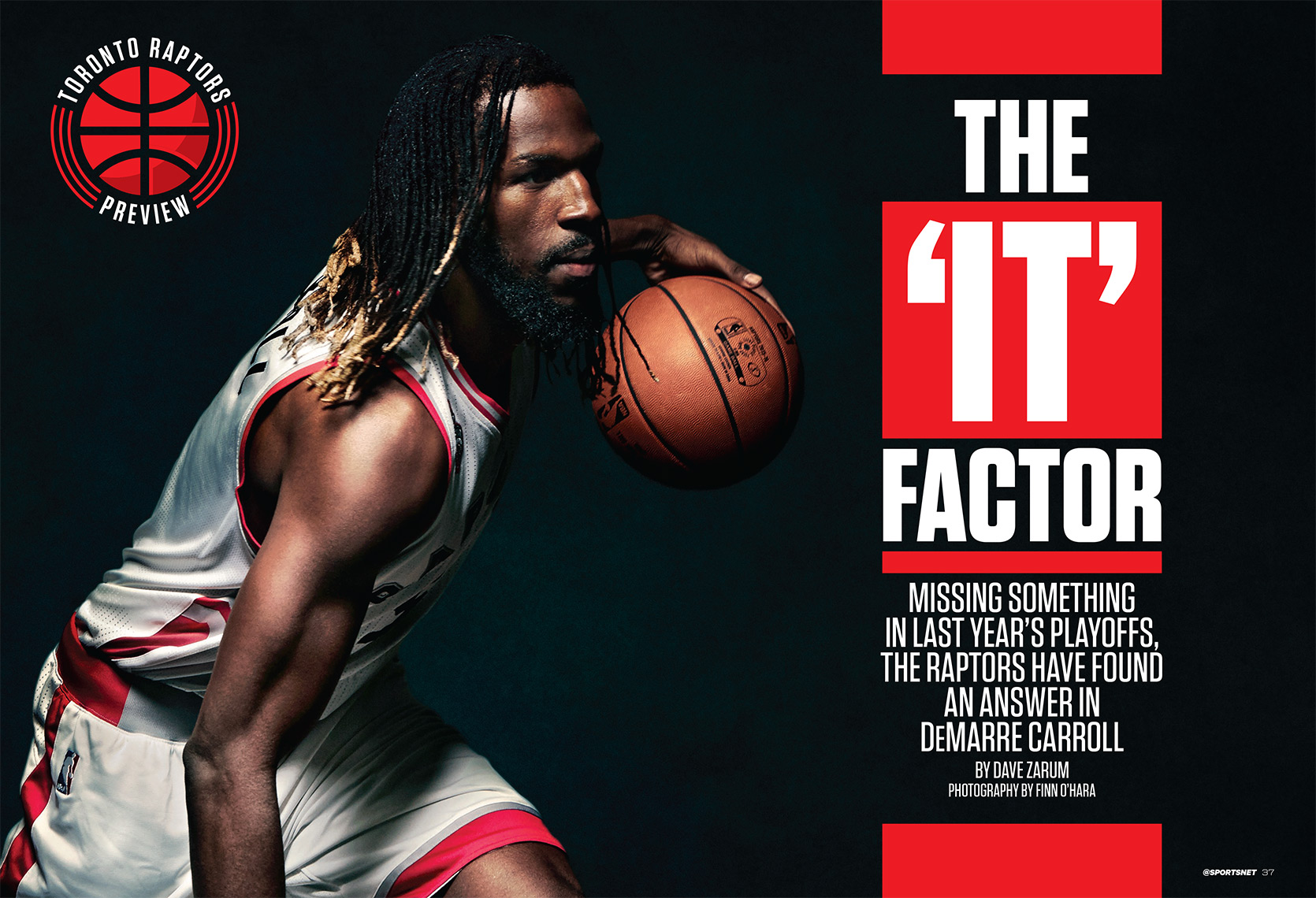 DeMarre Carroll.