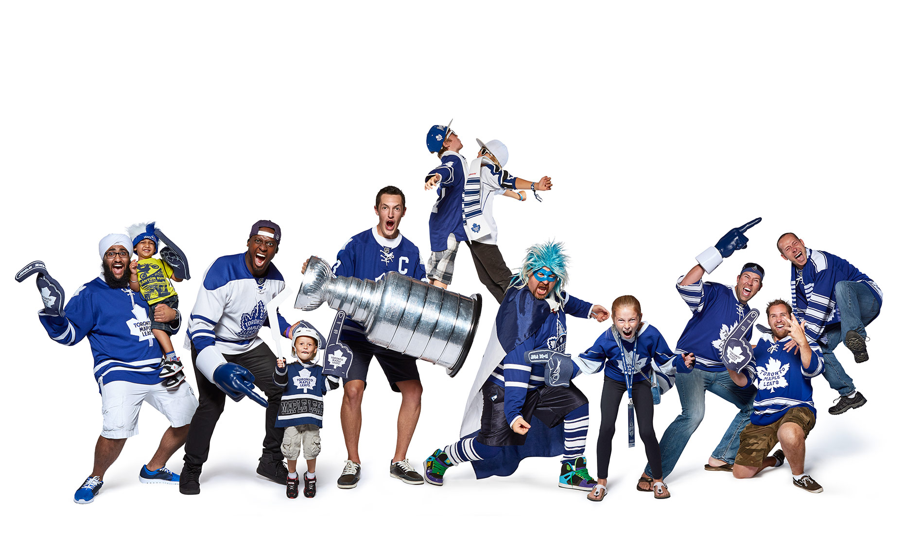 Die Hard Toronto Maple Leafs Fans for ESPN The Magazine