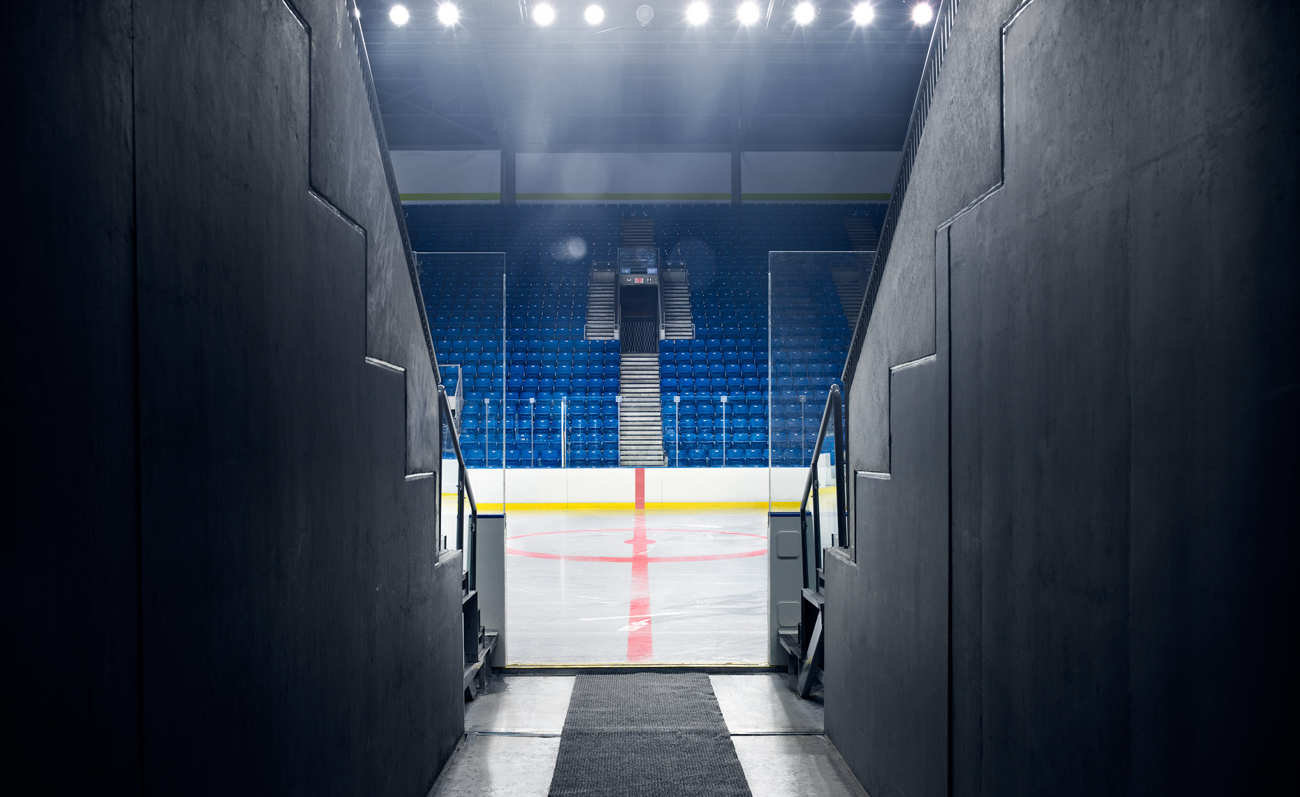 UBC Ice Hockey Rink
