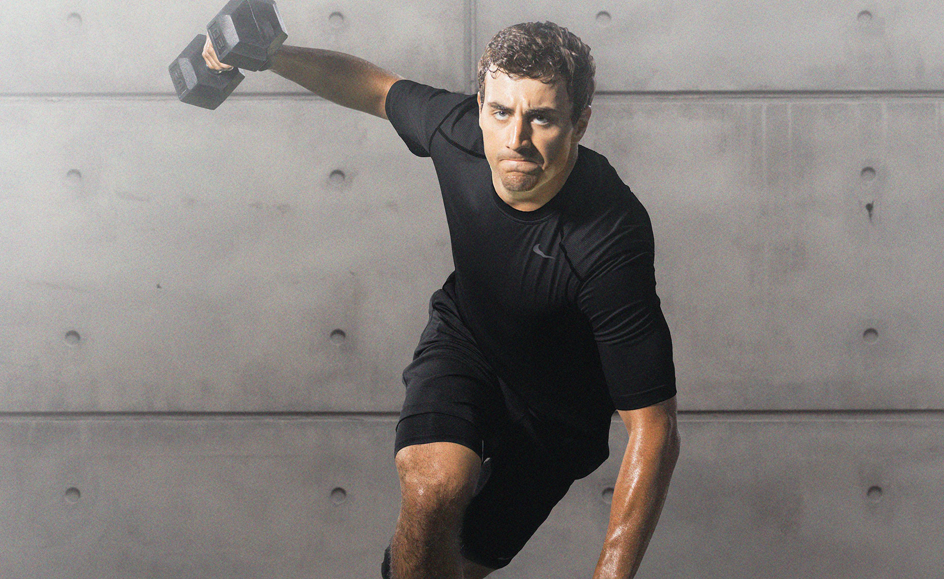 Jordan Eberle, Nike Hockey Training