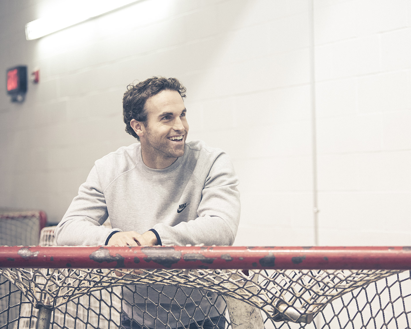 Andrew Ladd for Nike.