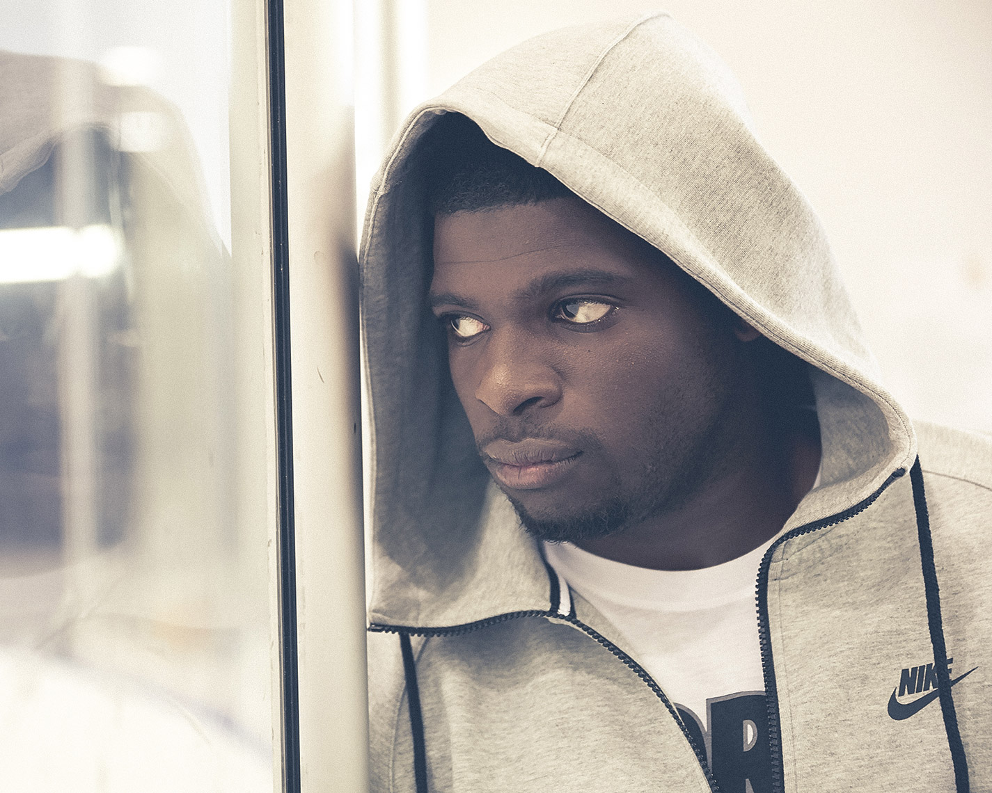 P.K. Subban for Nike.