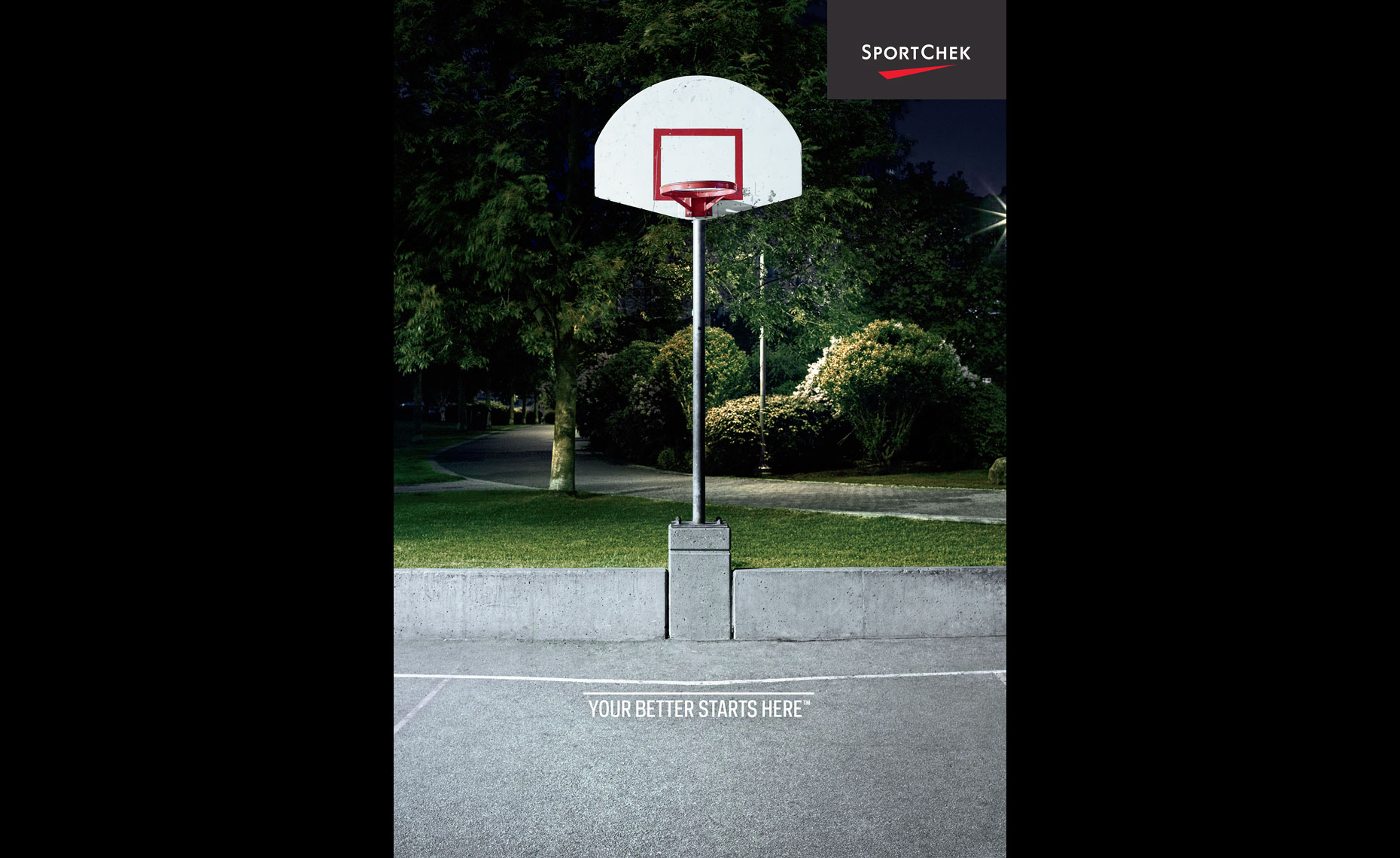 Sport Chek Basketball