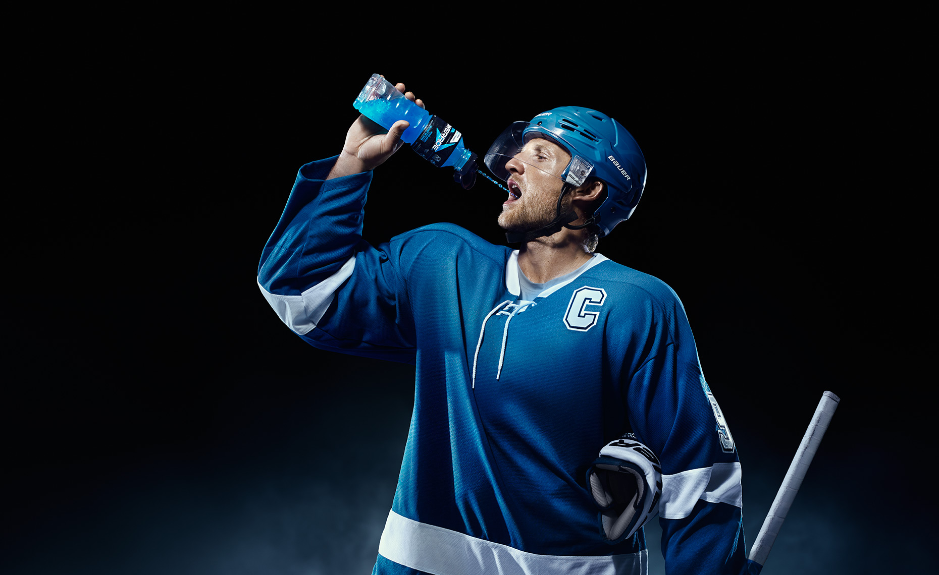 Steven Stamkos for Powerade
