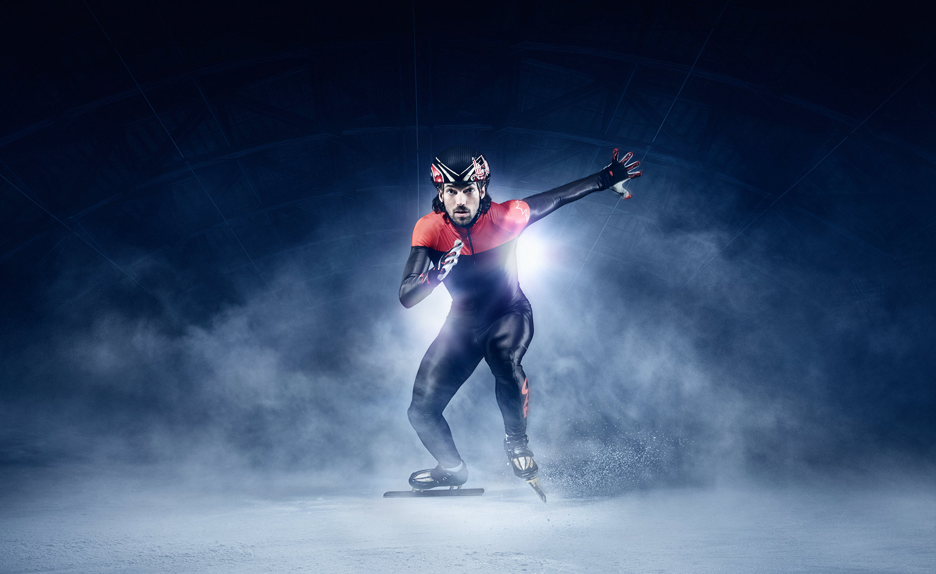 Charles Hamelin, Canadian, World & Olympic Speed Skating Champion