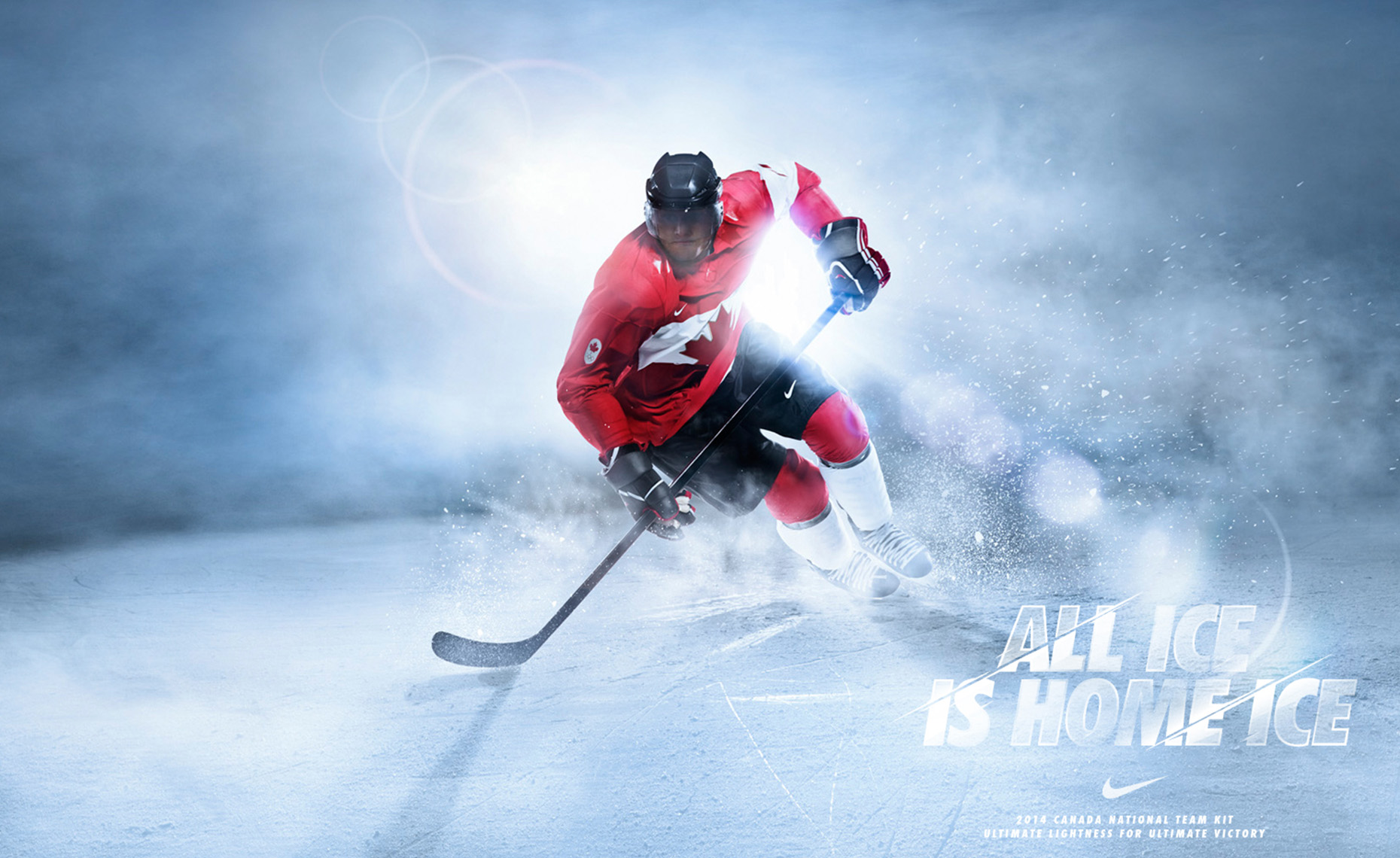 Nike Team Canada Hockey 2014